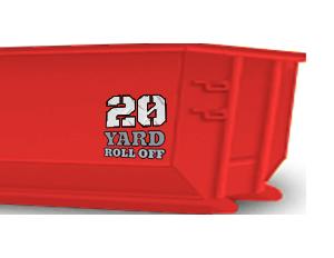 20 Yard Roll Off