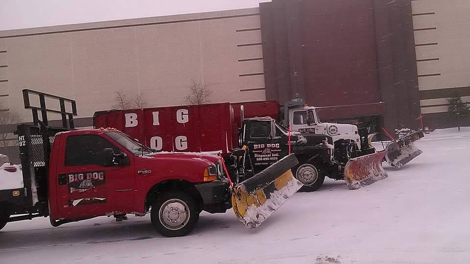 bigdogdisposal-snow plowing and sanding