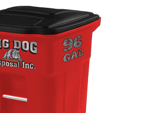 96 Gallon Container