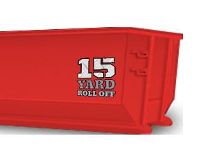15 Yard Roll Off