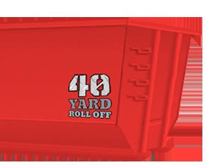 40 Yard Roll Off